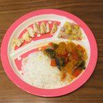 【離乳食完了期・1歳】献立例&ストックすると便利なレシピ等のご紹介。