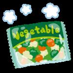 冷凍野菜が離乳食作りに便利だった・・・!