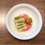 【離乳食後期】和光堂レバーペースト「手作り応援 鶏レバーと緑黄色野菜」を使った鉄分強化レシピ