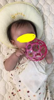 【赤ちゃん育児】娘(当時3、4ヶ月)との真夏の過ごし方を振り返る