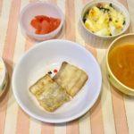 子ども+大人ご飯の献立集(1歳10ヶ月・冬)