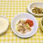 子ども+大人ご飯の献立集(2歳1ヶ月・春夏②)