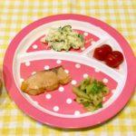 子ども+大人ご飯の献立集(2歳1ヶ月・春夏③)