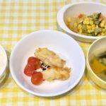 子ども+大人ご飯の献立集(2歳2ヶ月・夏④)
