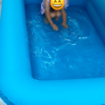 初めての家庭用プール!<ファミリープール2.0メートル・レビュー>