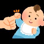 【1ヶ月検診】体重増加の状況と母乳(混合)育児の悩み