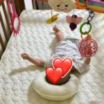 息子、生後1ヶ月の生活リズムと、成長。