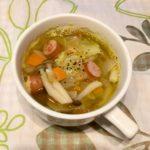子どもも喜ぶ!美味しい野菜スープの作り方&リメイク方法