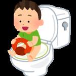 息子のトイトレ進捗状況と、イヤイヤ期?(2歳0か月)