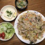 【夕食】1週間に1回、麺料理を作ろうキャンペーン!~作ったものや、感想。